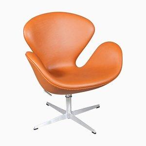 Chaise Swan par Arne Jacobsen pour Fritz Hansen
