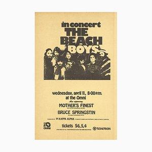 The Beach Boys y Bruce Springsteen, 1973