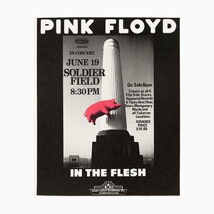 Pink Floyd by Randy Tuten, 1977