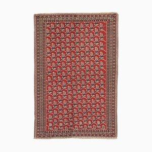 Wool and Cotton Mehraban Carpet, 1970s