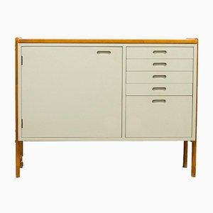 Swedish Modern Architectural Cabinet, 1960s