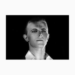 Photographie de David Bowie à Stockholm 1976 par Stefan Almers, 2016