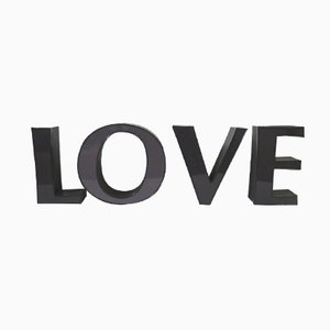 Vintage LOVE Buchstaben, 1970er