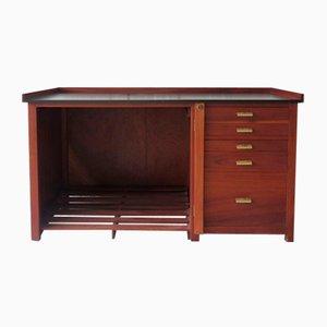 Vintage Bauhaus Desk from Paillard, 1940s