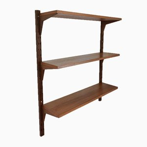 Danish Teak Shelving Unit Set by Poul Cadovius for Cado, 1960s