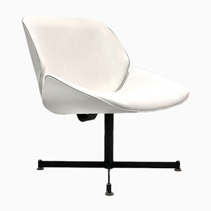Dutch Vinyl Exquis Lounge Chair by Geoffrey Harcourt for Artifort, 1960s