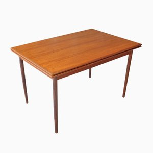 Mid-Century Danish Teak Dining Table, 1960s