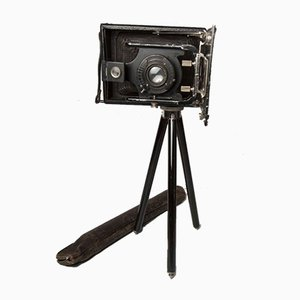Camera with Glass Plate, 1930s