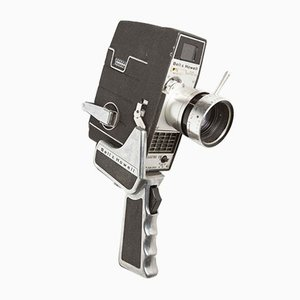 Vintage Dual Electric Eye 8mm Camera from Bell & Howell, 1960s