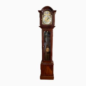 Defect Hall Clock in Mahogany
