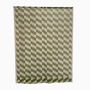 Mid-Century Textile Room Divider by Silvio Coppola for Tessitura di Mompiano