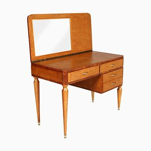 Dressing Table with Mirror by Guglielmo Ulrich for AR-CA, 1930s