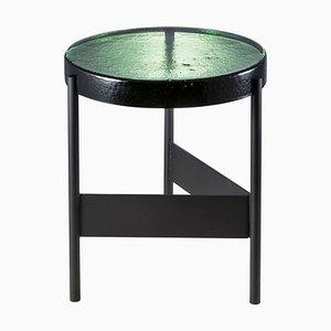 Alwa Two 560GREB Beistelltisch mit grüner Tischplatte von Sebastian Herkner für Pulpo