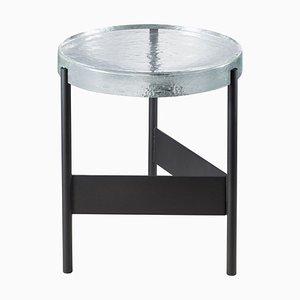 Alwa Two 560 Tisch Beistelltisch mit transparenter Tischplatte von Sebastian Herkner für Pulpo