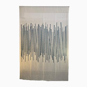 Textile Room Divider by Silvio Coppola for Tessitura di Mompiano, 1970s