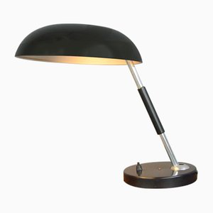 Bauhaus Table Lamp by Karl Trabert for Bunte & Remmler, 1930s