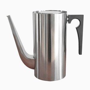 Cafetière Cylinda par Arne Jacobsen pour Stelton, 1960s