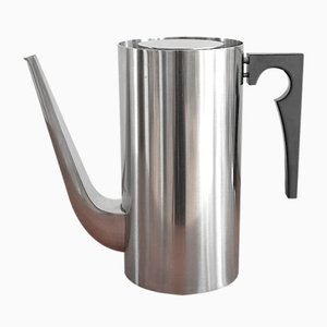 Cylinda Coffee Pot by Arne Jacobsen for Stelton, 1960s