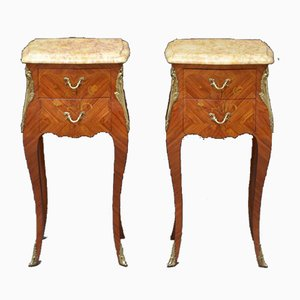 French Cabinets, 1950s, Set of 2