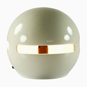 Vintage Italian Ceramic Ball Table Lamp