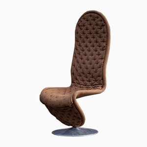 Vintage System 1-2-3 Armchair by Verner Panton for Fritz Hansen