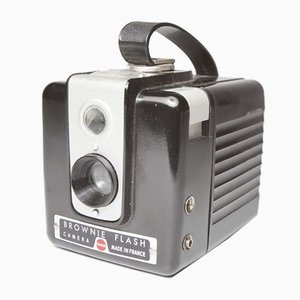 Brownie Flash Camera from Kodak, 1950s