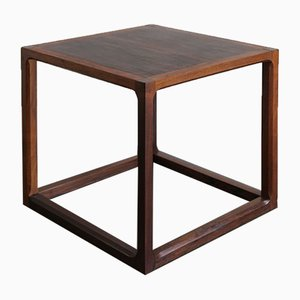 Scandinavian Rosewood Coffee Table from Aksel Kjersgaard, 1950s