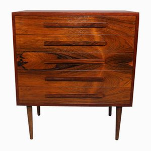 Rosewood Chest of Drawers, 1970s