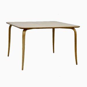 Tavolino da caffè Annika di Bruno Mathsson, anni '50