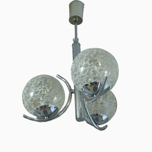 Mid-Century Ceiling Lamp by Richard Essig, 1960s