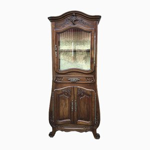 French Majorelle Display Cabinet, 1950s
