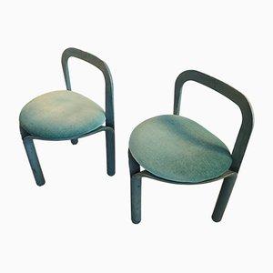 Chaises d'Appoint Modèle 320 par Geoffrey Harcourt pour Artifort, 1970s, Set de 2