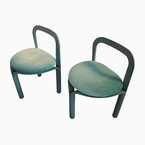 Model 320 Side Chairs by Geoffrey Harcourt for Artifort, 1970s, Set of 2