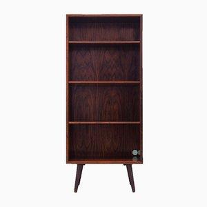 Mid-Century Danish Rosewood Bookcase from Omann Jun, 1960s