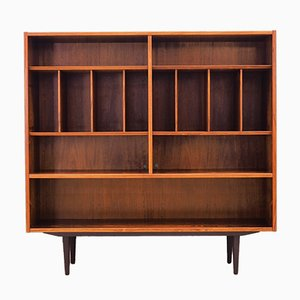 Mid-Century Danish Rosewood Bookcase from Hundevad & Co., 1970s
