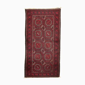 Vintage Wool Bokhara Carpet