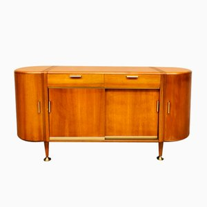 Mid-Century Dutch Sideboard by A.A. Patijn for Zijlstra Joure, 1950s