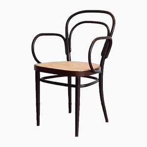 No. 214 Chairs by Michael Thonet for Thonet, 1970s, Set of 2