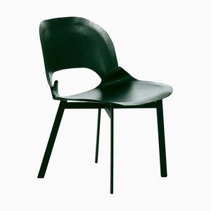 Sedia Cut 1500GR verde di Studio Brichetziegler per Pulpo