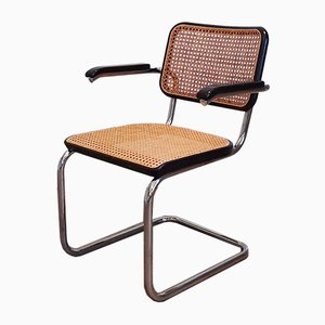 Model S64 Armchair by Marcel Breuer for Thonet, 1983