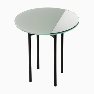 Gin Table High 2900 Verspiegelt in Weiß von Sebastian Herkner für Pulpo