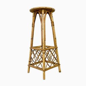 Tavolino in bambù, Francia, anni '50