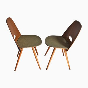 Dining Chairs by Francis Jirák for Tatra, 1960s, Set of 2
