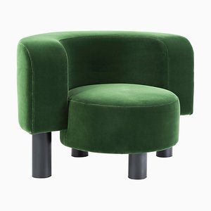 Wham Chair 9206GRE in Green by Hermann August Weizenegger for Pulpo