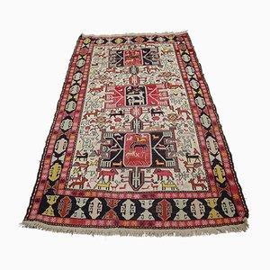 Vintage Kilim Sumakh Carpet