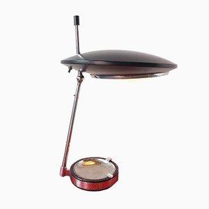 Lámpara de mesa modelo 567 de Oscar Torlasco para Lumi, años 50