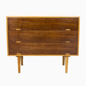 Cherrywood Model F Chest of Drawers by Robin & Lucienne Day for Hille, 1950s