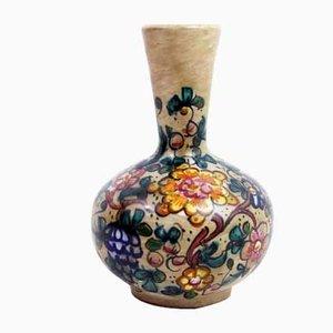 Italienische Vase von Gubbio, 1960er