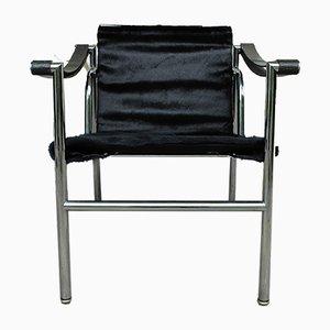 N ° 1336 LC1 Armlehnstuhl von Le Corbusier für Cassina, 1960er