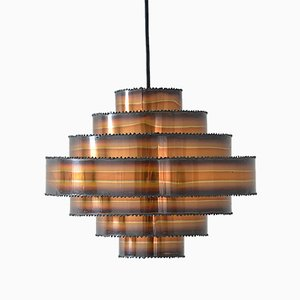 Scandinavian Pendant Lamp by Svend Aage Holm Sørensen for Thea, 1960s